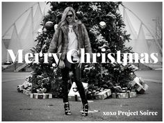 Project Soiree Merry Christmas