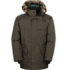 75fed9a6cb The North Face Men's Mcmurdo Parka Ii-Cql4 Tnf Red S. Men's Jackets &  Vests. Casual Jackets.