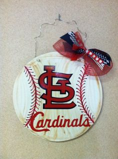 Braves and Cardinals - that was a tough one in a house divided