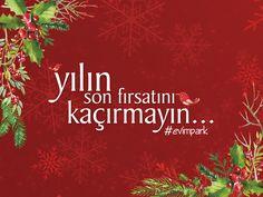 YILIN SON FIRSATINI KAÇIRMAYIN! http://evimpark.com.tr/ #yılın #son #fırsatı #evimpark