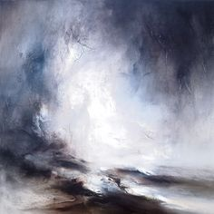 Seastorm I by Chris and Steve Rocks, Limited Edition Boxed Hand Embellished Canvas Print at Collectors Prints Abstract Images, Abstract Art, Oil On Canvas, Canvas Prints, Artist Biography, New Artists, Rock Art, Art Boards, Artsy