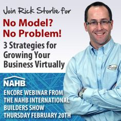 If you weren't able to make it to IBS this year or would like a colleague to hear this program, you're in luck! Sign up below to attend an encore presentation! Everyone that attends will get our special bonus white paper loaded with tips on how to drive people to your website, social media strategies that actually make sales and the process for converting online leads into onsite prospects. Hope you can make it!  ~Rick, Scott and Greg