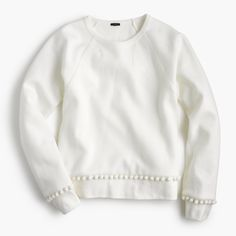 J.Crew - Pom-pom sweatshirt