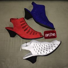 #Arche Exor and Exna in some great new colors.