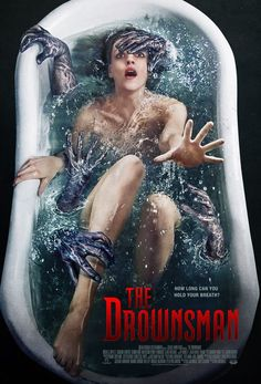 Oh man, a poster can so easily sell a film, and the first poster for The Drownsman has me totally hooked! The illustrated poster can be seen below, and will probably conjure up thoughts [. Scary Movies, Hd Movies, Movies To Watch, Terror Movies, Horror Movie Posters, Cinema Posters, Jennifer Connelly, Image Internet, Horror Villains