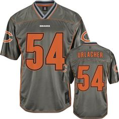 fb311021d6b Brian Urlacher Chicago Bears Vapor Jersey by Reebok.  64.99. Make sure you  are the