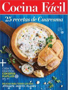 palma2mex aquí encontraras algo diferente: Más recetas de Cuaresma con Cocina Fácil