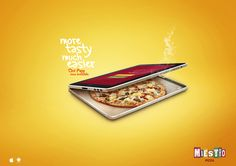 Maestro Pizza' Launching App on Behance