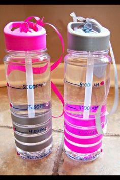 Cute waterbottles