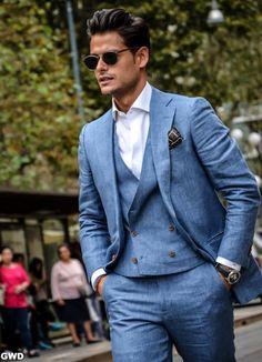 MenStyle1- Men's Style Blog - Style Inspiration by |GWD Gentlemen's Wear Daily|...