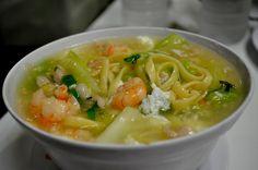 Lomi (Pancit Lomi) | Filipino Foods Recipes - egg noodles