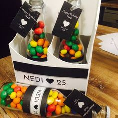 #gift #birthday #diy #m&ms #m&m