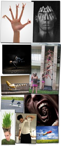 Create Stunning Special Effects and Trick Photography Without the Fancy Equipmen. - Create Stunning Special Effects and Trick Photography Without the Fancy Equipment Photoshop Software, Effects Photoshop, Photoshop Elements, Photoshop Tutorial, Photoshop Actions, Adobe Photoshop, Photography Projects, Book Photography, Photography Tutorials