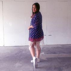 Look com Kimono insp