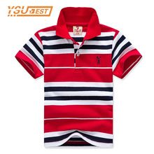 2017 New Top Quality Boys Girls Polo Shirt For Kids Brand Baby Little Toddler Boy Clothes Summer Short Sleeve Cotton T-Shirts(China (Mainland))