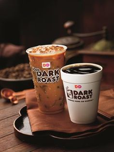 Dunkin Donuts reveals special offer for free medium Dark Roast coffee to celebrate National Coffee Day on September 29