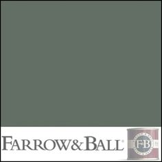 Drawing room blue by Farrow & Ball Cooks Blue Farrow And Ball, Pitch Blue Farrow And Ball, Farrow And Ball Drawing Room Blue, Farrow And Ball Paint, Farrow Ball, Cottage Paint Colors, Smoke Painting, Traditional Paint, Exterior Paint Colors