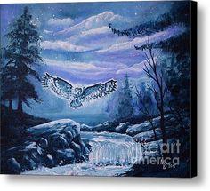 Nightflight Canvas Print / Canvas Art By Mario Lorenz Alias Malo Magic Blue Blue Canvas, Canvas Art, Canvas Prints, Got Print, Canvas Material, Fine Art America, Mario, Museum, Wall Art
