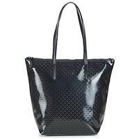 awesome Lacoste L1212 CONCEPT GLOSSY women's Shopper bag in Black