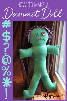 Ambrosial Make a Stuffed Animal Ideas. Fantasting Make a Stuffed Animal Ideas. Sewing Tutorials, Sewing Crafts, Sewing Projects, Damnit Doll, How To Make Socks, Traditional Japanese Tattoos, Sock Dolls, Voodoo Dolls, Doll Tutorial