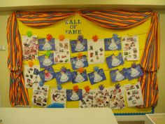1000 images about my bulletin boards preschool crafts on for Sticky boards for crafts