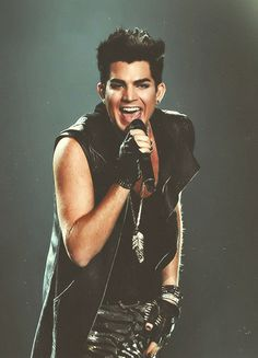Adam Lambert: Look at that man right there....I mean LOOK at him!
