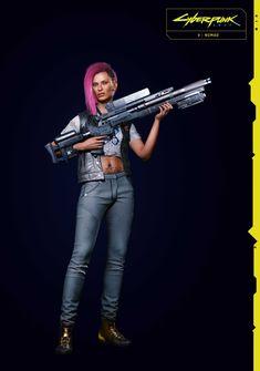 Cyberpunk 2077, Nintendo 2ds, Cherami Leigh, Cd Project Red, Cyberpunk Character, 3d Character, Character Design, Shadowrun, Night City
