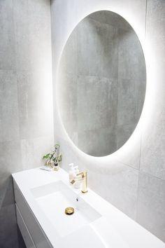 badrum nisch - Evelina Andersson - Metro Mode Bad Inspiration, Bathroom Inspiration, Home Decor Inspiration, Decor Ideas, Modern Bathroom Design, Bathroom Interior Design, Minimalist Home Interior, Contemporary Interior, Master Bathroom