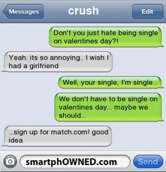 haha, this would so happen to me