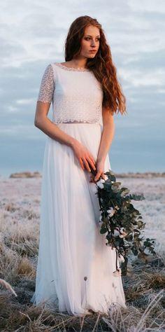 noni Bridal Tops: kombinierbare Vielfalt http://www.hochzeitswahn.de/inspirationsideen/noni-bridal-tops-kombinierbare-vielfalt/ #wedding #dress #bride
