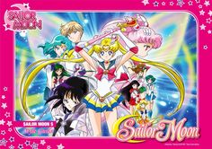 Sailor Moon Style Guide Covers by Marco Albiero.