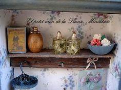 http://elpetitmondelalluna.blogspot.com.es El petit mon de la Lluna. Miniatures.: Escenas