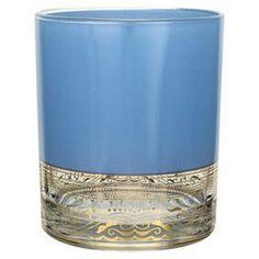 Patina Vie Aqua Moon Rocks Glass (Set of 8) $51