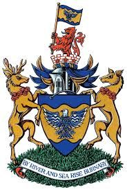 Animals are also significant in heraldry symbolism. The eagle represents high intelligence, while stags represent peace and harmony. Blue is a symbol for strength and loyalty, meaning overall the crest conveys a non-threatening yet powerful reputation for the family.