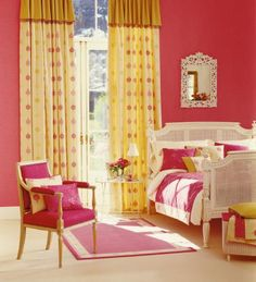 Colors are used as symbols of elements. For a more complete feng shui design, choose colors to match which direction your bedroom is located. These include:   •North: Blue, black and silver   •South: Red, orange and pink   •East: Green and brown   •West: Gold, white, gray and silver   •Southeast: Blue, red and purple   •Southwest: Red, pink and white