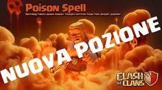 POZIONE VELENOSA !!!  - AGGIORNAMENTO CLASH OF CLANS ITA - http://www.sendspace.com/file/6sl9hr