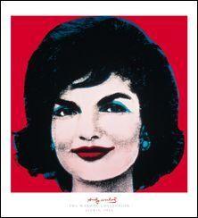Warholstore.com Jackie, 1964 Poster