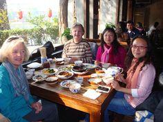 Visiting Professor and Scholarship Founder Talks USAC China