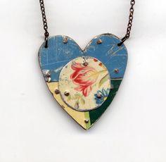 FoFum Heart Necklace