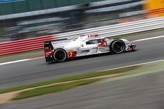 R18 e-tron quattro WEC 2015 Silverstone