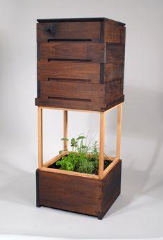 Compost Worm Bin - MichaelKoliner