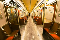 Daily grind, but a much calmer image without the hustle and bustle of people. Toronto City, Toronto Travel, Toronto Canada, Toronto Subway, Going Home, Canada Travel, Summer Travel, City Life, Photography