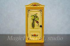 Dollhouse Miniature Magic Fairy Wand with Silver Star 1:12 Scale Fairy Garden