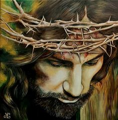 Jesus Art, God Jesus, Catholic Art, Religious Art, Jesus Cartoon, Crazy Dresses, Pictures Of Jesus Christ, Jesus Painting, Beautiful Pictures