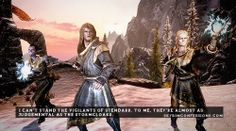 Skyrim Confessions website :).  Interesting to see how other people play.  http://skyrimconfessions.com/