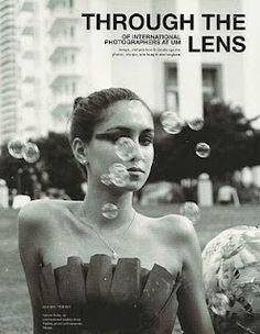 Graphic Design. Magazine Layout.