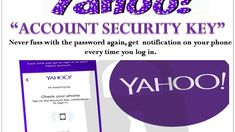 Thanks for providing these tips.One can use these points to make their account secure. #yahoosecurity