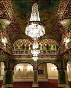 That Davenport tho. Photo by Davenport Hotel, Roses Gif, Washington State, Castles, Houses, Interiors, Mansions, Building, Travel