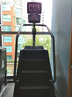 The BEST Stairmaster Workout! (with video)