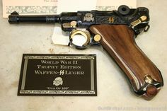 Limited addition Luger P.08